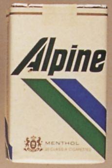 alpine cigarettes - Google Search