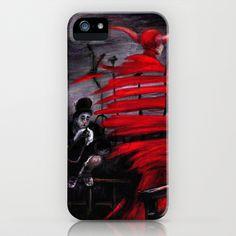 Stroll in Red iPhone & iPod Case by Tatiana Ivchenkova - $35.00