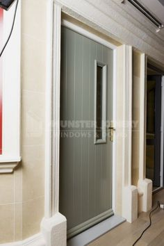 Our new Showroom - Munster Joinery