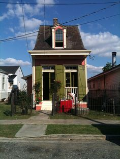 N Roman 1518, Treme, New Orleans, LA