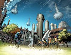 Em Andamento | Marvel NOW! – All-New X-Men # 2