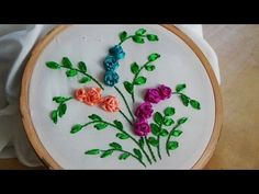 Hand Embroidery Designs | Design for dresses | Stitch and Flower-74 https://youtu.be/GqpbN9yXS-E http://handembstitch.blogspot.com It is a beautiful hand embroidery design for dresses. Earlier, there were conventional machines to carry out tasks such as