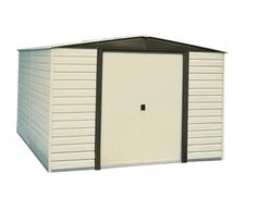 Dallas 10' X 12' Vinyl Shed