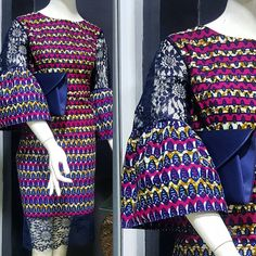 latest ankara styles 2019 for ladies: check out 2019 African Dresses Most Beauti… by laviye - 2019 Dresses, Skirt, Shirts & Modern African Print Dresses, Best African Dresses, African Print Dress Designs, Latest African Fashion Dresses, African Print Fashion, African Attire, African Wear, Ankara Short Gown, Ankara Gown Styles