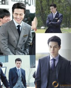 """New """"Hotel King"""" Still Photos Show Lee Dong Wook's Off-Camera Look"""