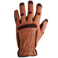A heavy duty pair of mens leather gardening gloves from Bionic. The Tough Pro Gloves are suitable for use with power tools and heavy jobs around the garden. Best Garden Tools, Gardening Gloves, Gardening Tools, Garden Tool Storage, Home Vegetable Garden, Garden In The Woods, Hacks, Work Gloves, Mens Gloves
