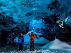 Photography tour in the National Park of Vatnajokull