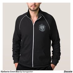 Slytherin Crest Blue