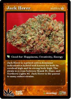 Marijuana Playing Cards and Marijuana Trading Cards.