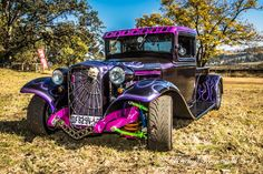 Hot Rod by Keith Groenewald