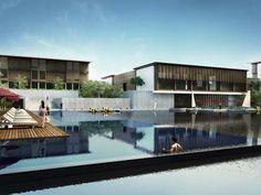 Hongshan Resort – LAYAN DESIGN GROUP PTY LTD – Wuxi