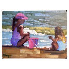 Beach Days Wall Art