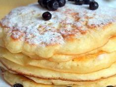 Type: Breakfast Time: 30 minutes Difficulty Level: Easy Servings: 5 Delicious pancakes with jam or honey is a perfect solution to the issue with Czech Desserts, Cookie Recipes, Dessert Recipes, Just Pies, Griddle Cakes, Sous Vide Cooking, Tasty Pancakes, Czech Recipes, Healthy Diet Recipes