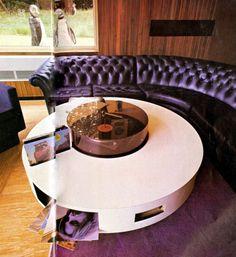 Ringo Starr's Loungeroom
