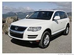 2009 Volkswagen Touareg TDI Review
