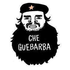 Por  @humor_se_escribe_con_lapiz  #pelaeldiente  #feliz #comic #caricatura #viñeta #graphicdesign #funny #art #ilustracion #dibujo #humor #sonrisa #creatividad #drawing #diseño #doodle #cartoon #barba #Elche #cheguevara
