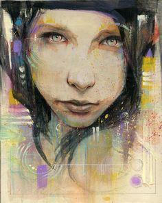 Paintings by Michael Shapcott | InspireFirst