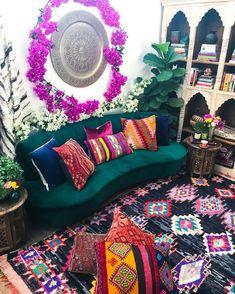 New Stylish Bohemian Home Decor Ideas