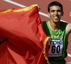 Hicham El Guerrouj intronisé au Panthéon de l'athlétisme de l'IAAF