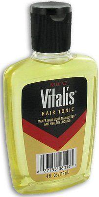 Vitalis Hair Tonic 4 Oz (Pack of 12)