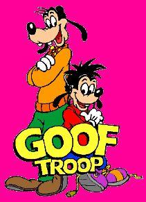 On this day in Disney history. (Sep Goof Troop Debuts in Syndication! Disney Art, Disney Pixar, Walt Disney, Cartoon Toys, Cartoon Characters, 90s Childhood, Childhood Memories, Original Power Rangers, Goof Troop