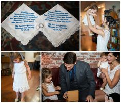 Including daughters in wedding // Found on Modern Jewish Wedding Blog // Photographer: Kaylina Norton