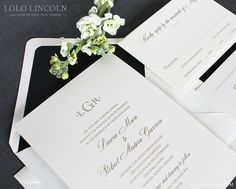 Hey, I found this really awesome Etsy listing at http://www.etsy.com/listing/119331457/preppy-monogram-wedding-invitation