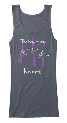 Key to My Heart - Hip Key | Teespring Love this aerial silks shirt!