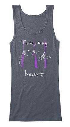 Key to My Heart - Hip Key | Teespring Love this aerial silks shirt!