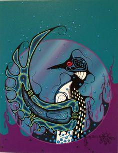 Artist Jay Bell Redbird