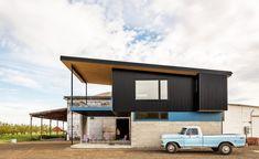 Best Practice Architecture creates Cloud Ranch for a Washington artist.
