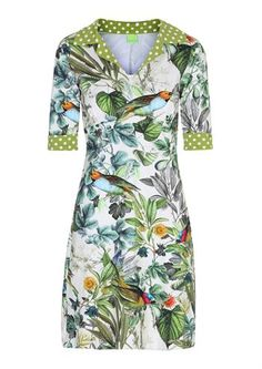 Dazzle Me kjole DANNY botanisk have / SS16 danish design dress