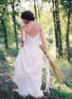 Simple Tennessee Bridal Session