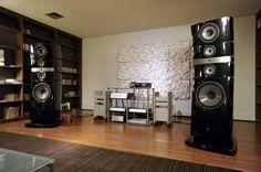Fotos de sistemas de audio de todo tipo / Pictures of Audio Settings / Аудио-системы в фотографиях - Página 5