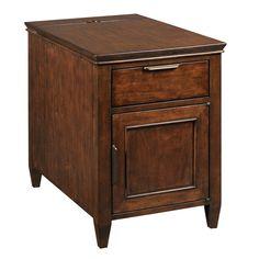 Kincaid Furniture - Elise Chairside Table - 77-026