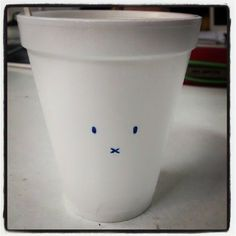 Miffy coffee cup