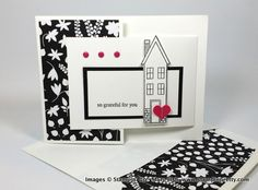 Stampin up stampinup stamping pretty mary fish holiday home