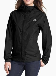 The North Face Waterproof And Lightweight Rain Jacket http://rstyle.me/n/td7i2bh9c7