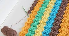 Afghan point crochet free patterns