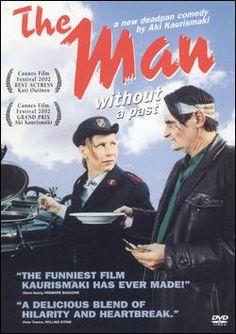 Aki Kaurismäki : The Man Without a Past — Mies vailla menneisyyttä (2002)