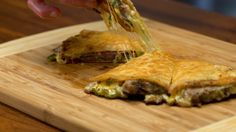 Prepare to be obsessed with how good thisCheesesteak Quesadillais! ...