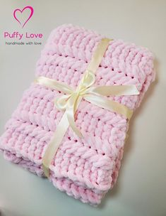 Pink baby blanket Baby blanket knit reveal gender gift Cable knit throw baby shower gift baby girl gift Knitwear Wrap pink plaid