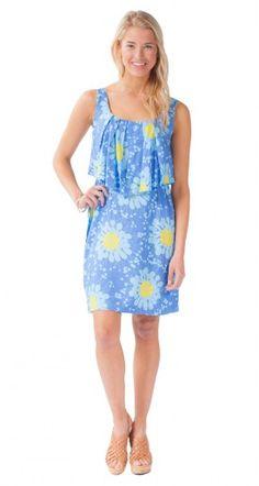 Sleeveless Whitney Dress
