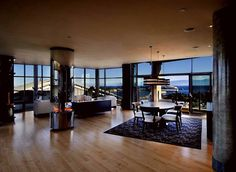 Enjoy the Attractive Designs for Penthouse Apartments(1) - MelodyHome.com