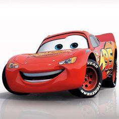 Lightning McQueen.