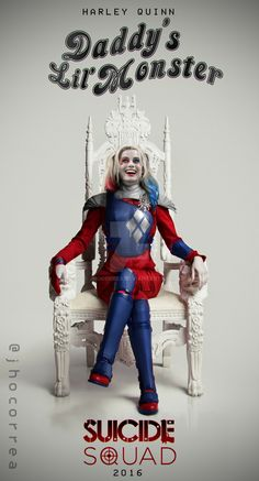 With Suicide Squad well on it's way with development, DC fans can't wait to get a look at the assembled Squad including Jared leto as the Joker and Margot Robbie as Harley Quinn. Description from worldofsuperheroes.com. I searched for this on bing.com/images