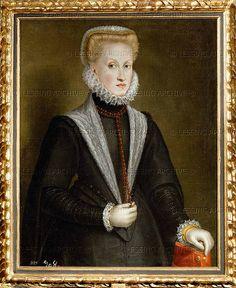 Spanish Royals - Anne of Austria