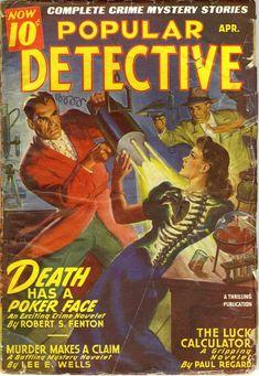 February 2016 – Page 7 – Pulp Covers Art Pulp Fiction, Pulp Art, Crime Fiction, Science Fiction, Ghibli, Mafia, Caricature, Comic Book Covers, Comic Books