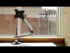 (Best Monitor Arm?) Ergotech Freedom Monitor Arm Review