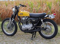 XS650 Special project